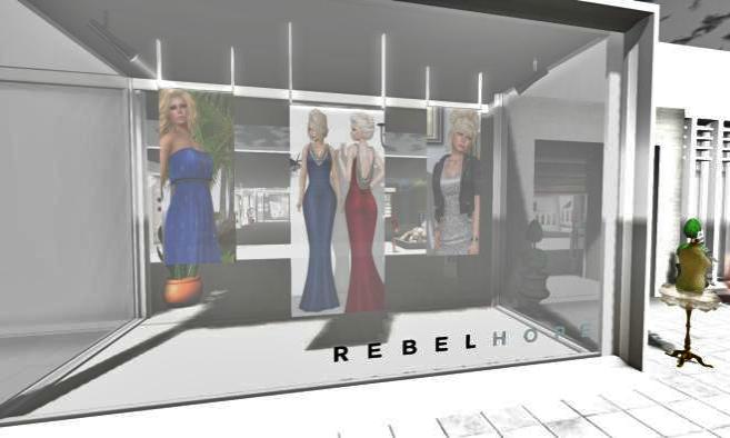 Rebel Hope Designs