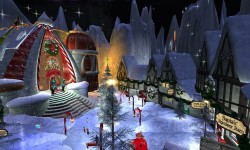 North Pole Village & Santa's Workshop