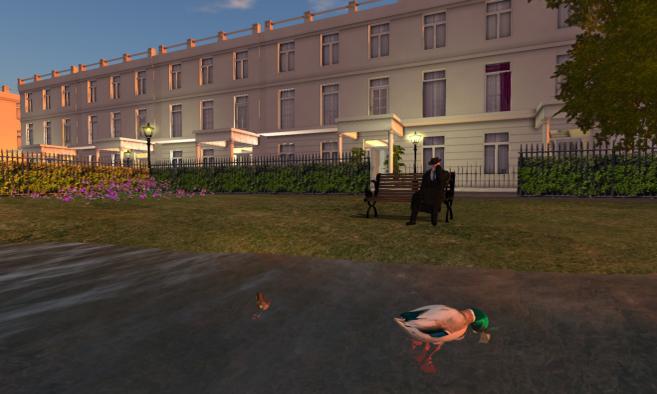 Knightsbridge Homes Second Life