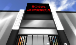 Second Life Cold War Museum
