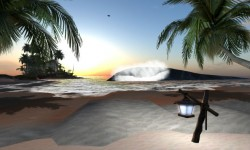 The Infinite Islands