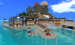 SL Harbor La Luna Bay City