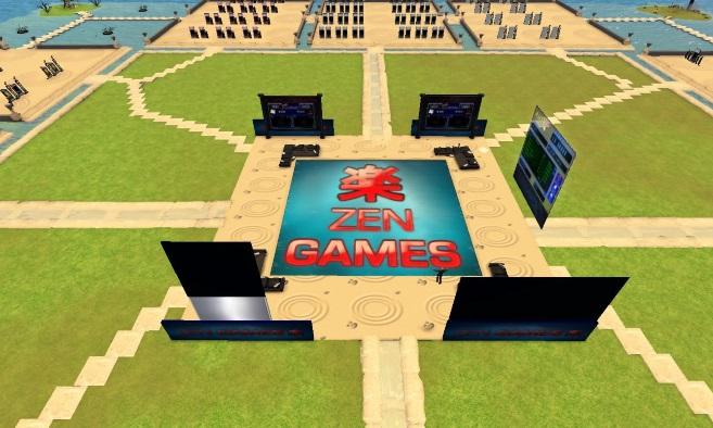 Skill Gaming Region: Zen Games