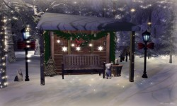 Blaze Winter Wonderland