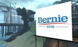 Bernie Sanders SL Headquarters