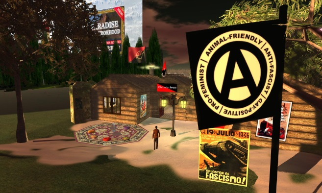 Libertatia SLAnarchy Headquarters