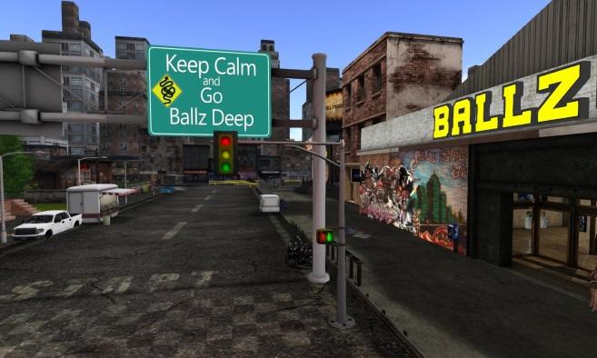 Ballz Deep Society