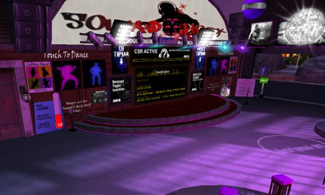 Sound Check Night Club