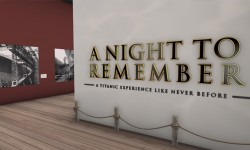 A Night to Remember Titanic Experience