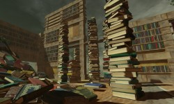 Library by Cica Ghost