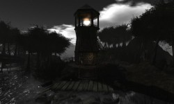 Deadman's Island Haunted Sim