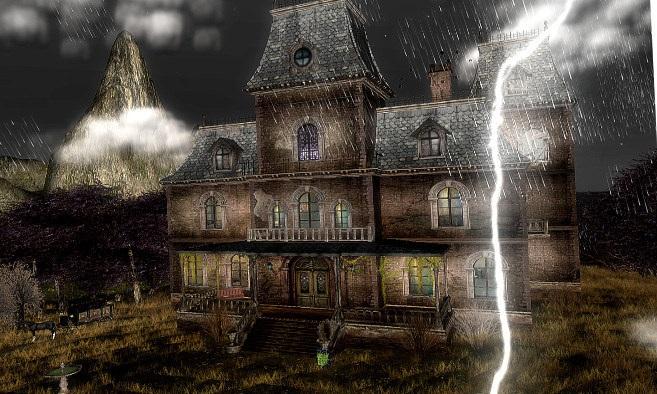 Haunted Home of Frankenstein