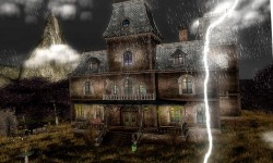 Haunted Home of Frankenstein