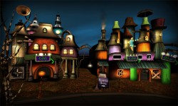 2016 Halloween Town
