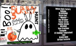 The Boo! Bunny Hunt 5