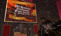 All Hallows Showcase Faire & Skull Hunt