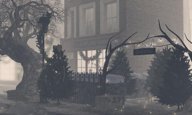 Pandora Resort - Winter Time