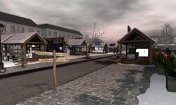 3D Republic Christmas Market