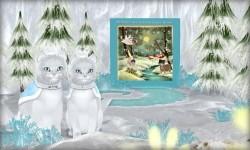 KittyCatS! Fantasy Winterland