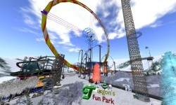 Torgon's Winter Fun Park