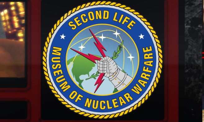 Second Life Museum of Nuclear Warfare