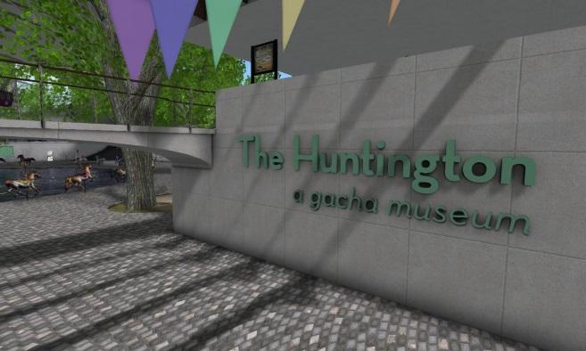 The Huntington - A Gacha Museum
