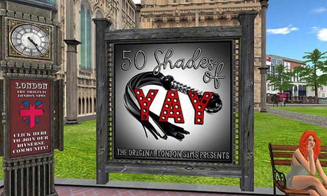 50 Shades of YAY!