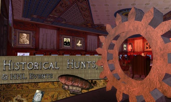 Steam XII Grid-Wide Hunt