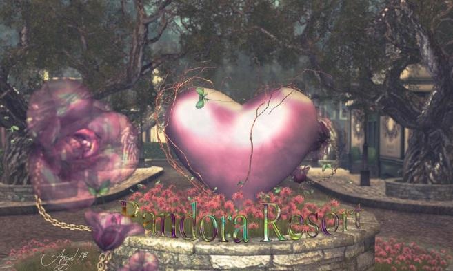 Pandora Resort - Spring Time