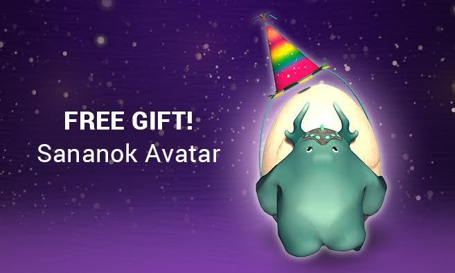 SL14B Free Avatar (Spellbound)