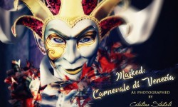 Masked: Carnevale di Venezia