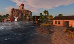 The Abandoned Beach Resort