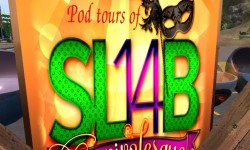 SL14B Pod Rides