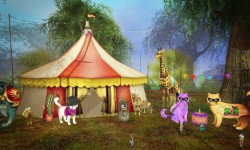 KittyCatS Carnival & Old Fashioned 3 Ring Circus!