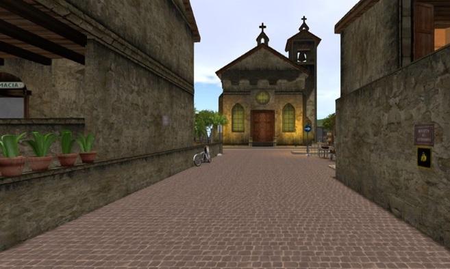 Labico Village, Italy