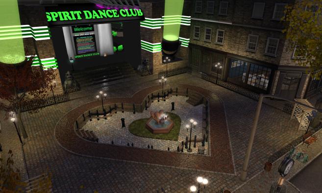 Spirit Dance Club