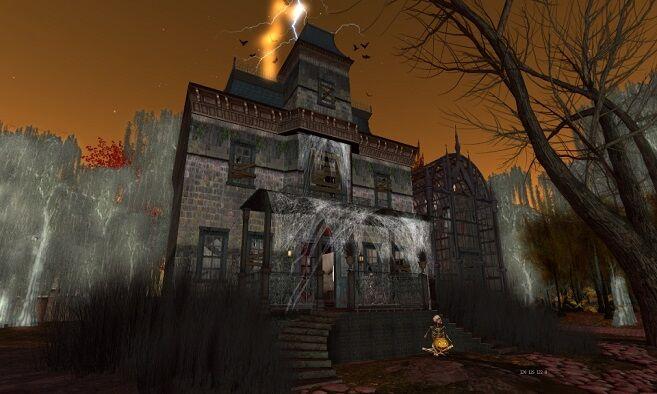 Gotham Halloween Event for Team Fox