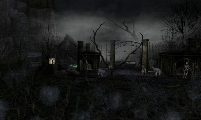 Haunted Hallow