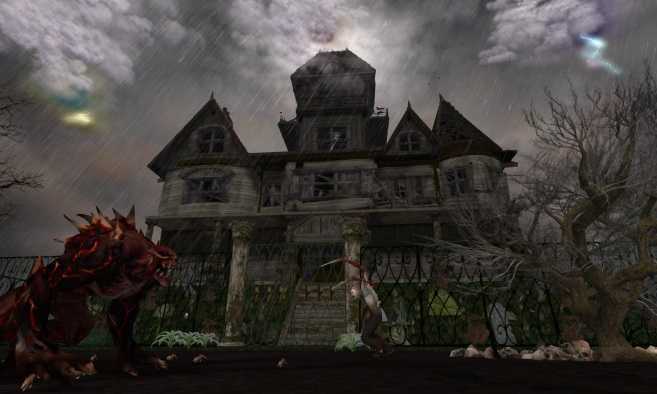 Carlton Haunted House
