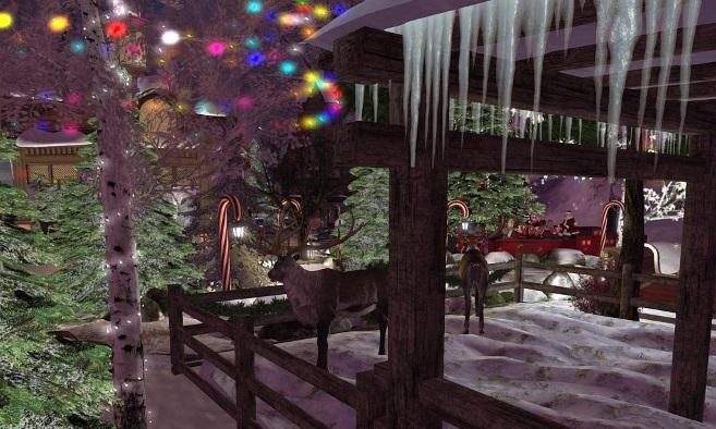 ShenaniganS Santa's Village