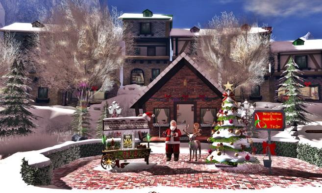 Winter Ice Christmas Festival 2017