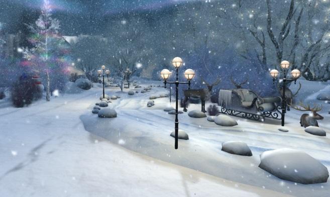 Pagans Winter Wonderland