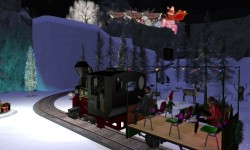 SMA Christmas Train Ride