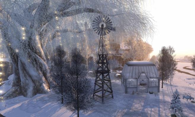 Orchard Heights Winter Wonderland
