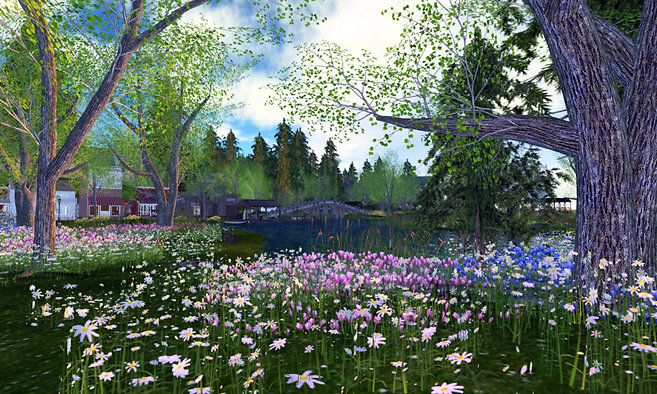 Calas Galadhon