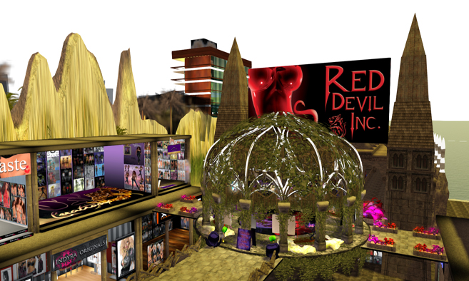 Red Devil Inc & The Dark Orchid