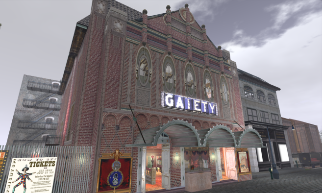 Caledon Gaiety Theatre