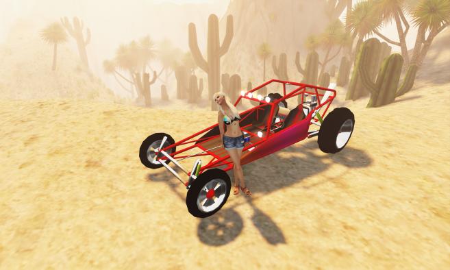 Racer's Gulch - Dust Gulch