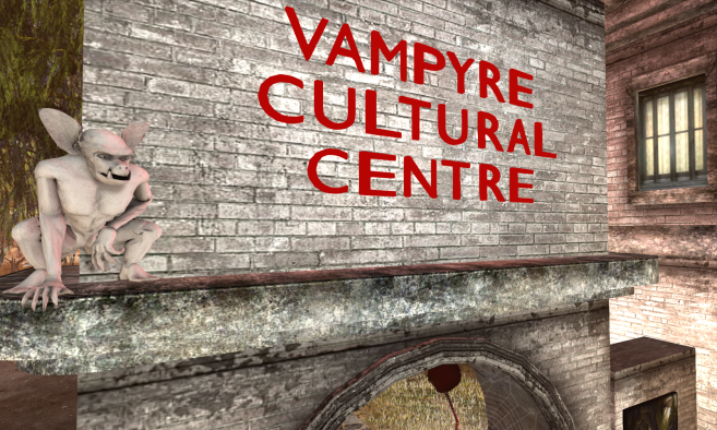 Vampyre Cultural Center