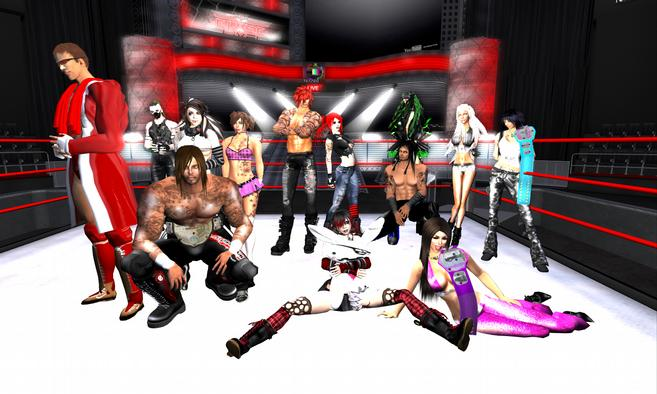 Virtual Wrestling Entertainment